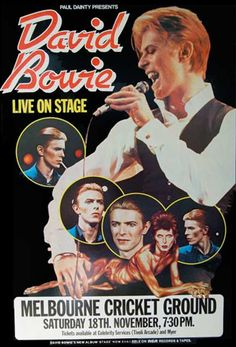 David Bowie - Melbourne 1978