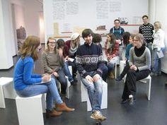 Ausstellungsbesuch. Public History Master. Freie Universitaet Berlin.