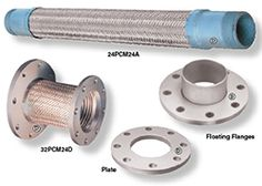 Flexible Metal Pipe Connectors, Single Braid - Schedule 80 Seamless MPT Ends, Flexible Metal Hose Assemblies can be used with most liquids where rigid piping is a problem or when vibration dampening Flexible Metal Hose, Pipe Connectors, Metal Pipe, Vacuums, Lp, Flexibility, Back Walkover, Vacuum Cleaners