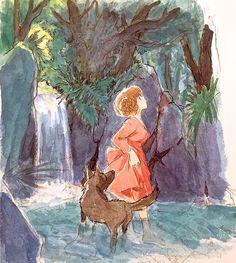 Early History of Nausicaa Illustrators, Character Art, Art Inspo, Drawings, Animation, Illustration Art, Japanese Animation, Art, Miyazaki Art