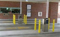 Professional Bollard Removal & Installation Services   Bollards are vertical posts that are used to protect buildings, signs, electrical transformers, and other equipment. If you are in need of removal or installation of these posts, make sure that you hire a reputable company.  ABC Paving and Sealcoating offers you years of experience in bollard removal, as well as installation. #ABCPavingandSealcoating#Bollards #InstallationServices