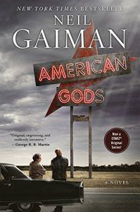 Have you seen the TV Series of American Gods? If not yet, then maybe it's worth to have a look at the book first! Written by the God of urban fantasy, Neil Gaiman. You can find more details about the book in Book Dragon's review.