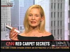 CNN's Red Carpet Secrets for the Oscars talks about how Osmotics.com's products can help achieve that younger look.