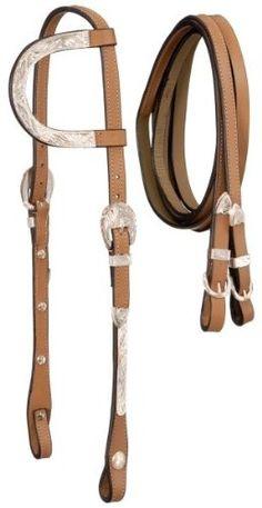 """nouveau cheval Tack! SHOWMAN 3//4/"""" X 8/' huilé Harnais en Cuir SPLIT Reins"""