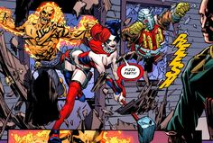 harley quinn and joker suicidé squad - Google Search