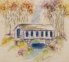 watercolor the art impressions way - art impressions stamps - ai wonderful world of watercolor - watercolor wth markers