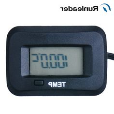 37.96$  Buy now - https://alitems.com/g/1e8d114494b01f4c715516525dc3e8/?i=5&ulp=https%3A%2F%2Fwww.aliexpress.com%2Fitem%2FDigital-LCD-backlight-temp-sensor-TEMP-temperature-for-motorcycle-outboard-paramotor-MARINE-ATV-pit-bike-motorbike%2F32559258220.html - RL-TM006 with RL-TS002 PT100 -20- +300 Celsius degree digital Water oil TEMP sensor METER thermometer temperature meter
