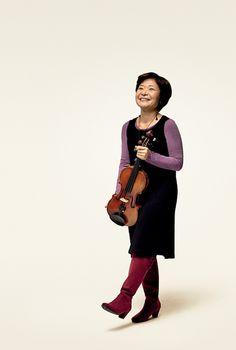 Aiko Goto. Photo by Gary Heery.