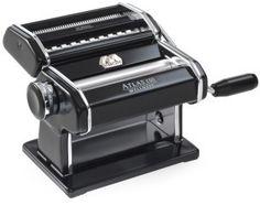 Marcato Atlas 150 Design Pasta Machine Black