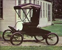 Ford 1901 Ford Experimental Truck  Before the Ford Motor Company of 1903