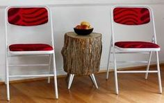 60 Best Upcycled Foldable Chairs Images On Pinterest