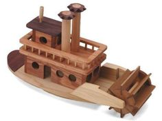 Wooden Boat Toy Plans wooden boat