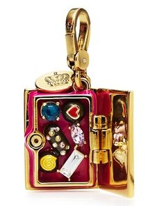 Juicy Couture  Limited Edition '12  Box Candy Charm