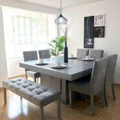 Dinning Set, Dining Bench, Cambridge, Interior Decorating, Furniture, Wattpad, Home Decor, Style, Skincare