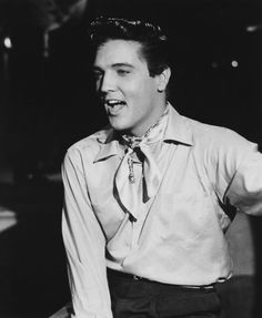 "Elvis Presley as Danny Fisher in his fourth movie, KING CREOLE (Paramount) - 1958 | Watch Danny sing ""Young Dreams"": https://www.youtube.com/watch?v=bk-CyH5aiWU"
