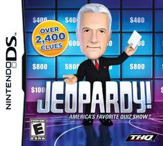 Jeopardy  Nintendo DS -- Want additional info? Click on the image. (Note:Amazon affiliate link) #BestSeller Below $10