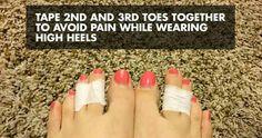 Painless High Heels
