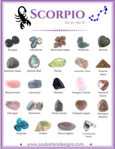 Crystals and the Zodiac Piedras, Gemas, Cristales - Crystals Minerals, Rocks And Minerals, Crystals And Gemstones, Stones And Crystals, Gem Stones, Crystal Healing Stones, Crystal Magic, Healing Crystal Jewelry, Best Healing Crystals