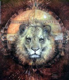 Reclaiming the Power of Love - Friday's Full Moon in Leo, Square Saturn