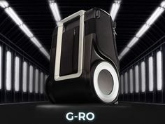 G-RO: Revolutionary Carry-on Luggage project video thumbnail