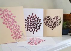 Die-Cut Stationery by Sophie Gallo | Paper Crave