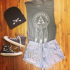 Skater outfit!