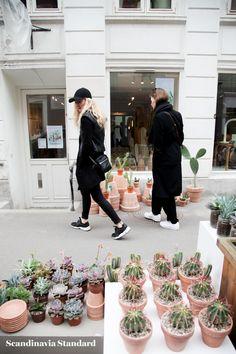 """Kaktus Copenhagen - Street Style - Peeping in the store on Jægersborggade Copenhagen City, Copenhagen Street Style, New Street Style, Stockholm Street Style, Copenhagen Fashion Week, Street Styles, What Is Fashion, Scandinavian Fashion, Summer Goals"