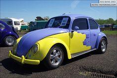 #Custom #VW #Beetle #B289 JWJ653J
