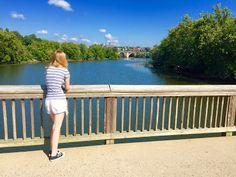 Dots N Bows: Nature in the City #WashingtonDC RooseveltIsland #Explore #Travel #Blogger #Blogging #FashionBlogger #BeautyBlogger #LifestyleBlogger #FBlogger #BBlogger #LBlogger #Fashion #Beauty #Hiking #Lifestyle #OutfitPost #OOTD