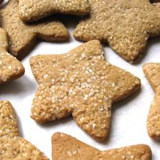 Light Spice Holiday Cookies: King Arthur Flour- Perfect for holiday cookie baking and decorating with the kids.  Sturdy enough to survive less-than-delicate toddler hands and a mild flavor.  Yummy!