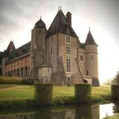 Château de La Verrerie - The château - A brief history