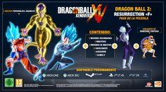 Juegos y Anime: Dragon Ball Xenoverse | El tercer DLC