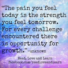 Strength quote via www.Facebook.com/ReadLoveAndLearn