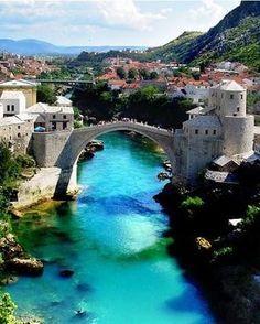 Mostar, Bosnia i Hercegovina