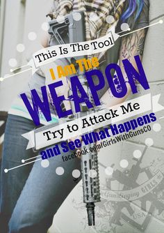 AR-15, girls with guns, women shooters, gunslinging girl, two cannons, 2A, 2nd Amendment, Secong amendment, gun rights, self defense.  www.facebook.com/GirlsWithGunsCO