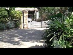 Chambres d hotes Castelmau au Lavandou - YouTube 17 Mai, Provence, Pergola, Outdoor Structures, World, Youtube, Vacation Places, Bedrooms, The World