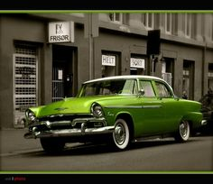 Plymouth Savoy by bent inge on Flickr. ... | The Classic Car Feed - Classic and antique cars | karfavour November 2014