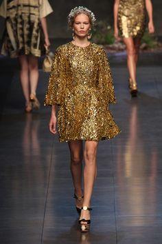 Dolce & Gabbana | Milão | Verão 2014 - Vogue | Verao 2014