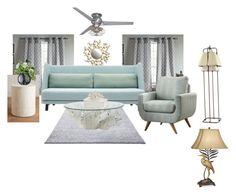 """""""Living room"""" by cms-teacher on Polyvore featuring interior, interiors, interior design, home, home decor, interior decorating, ALDO, Emporium Home, ESPRIT and Homelegance"""