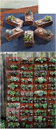 20 Incredibly Creative Ways To Reuse Old Bricks                                                                                                                                                     More