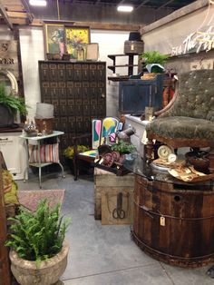 Minnesota Rust booth at Junk Bonanza 2015! #minnesotarust #junkbonanza
