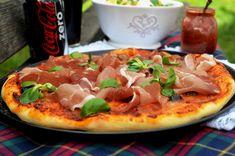 Aluat de pizza facut in casa