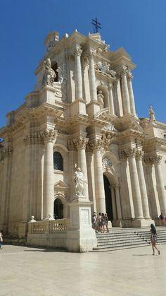 Ortigia  - il Duomo