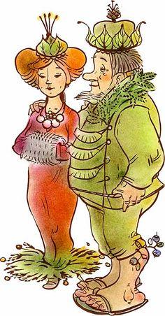 Grinch, Fairy Tales, Nature, Naturaleza, Fairytale, Fairytail, Nature Illustration, Outdoors, Fairies
