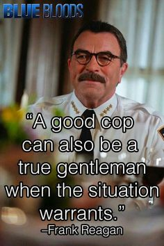 Finally, Frank is a great example of a true gentleman. Tom Selleck Blue Bloods, Detective, Blue Bloods Tv Show, Jesse Stone, Donnie Wahlberg, True Gentleman, Love Movie, Thin Blue Lines, Music Tv