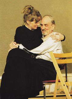Liv & Ingmar Bergman