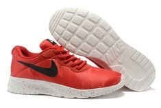 the latest caaf2 7c4d7 Chaussures de mode New Style Nike Tanjun SE 844887-600 White blanc Red Mens  Womens