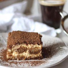 No Bake Chocolate Cheesecake, Cheesecake Recipes, Chocolate Chip Cookies, Cookie Recipes, Dessert Recipes, Chocolate Tiramisu, Best Tiramisu Recipe, Tiramisu Cake, Italian Tiramisu