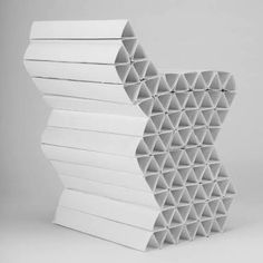 Image result for paper chair