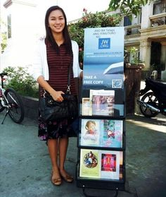 Shared by @_its3zzia  Public Witnessing in Macabebe Pampanga-Philippines.